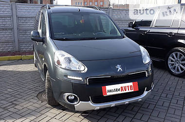 Peugeot Partner пасс. 2015 в Ровно