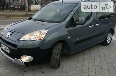 Peugeot Partner пасс. 2010 в Дрогобыче