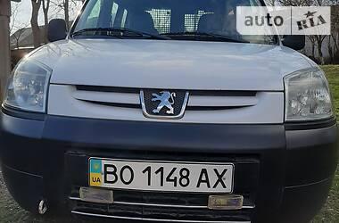 Peugeot Partner пасс. 2005 в Тернополе
