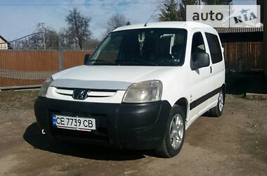 Peugeot Partner пасс. 2007 в Черновцах