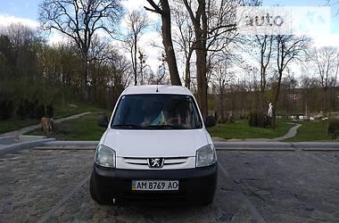 Peugeot Partner пасс. 2006 в Коростышеве