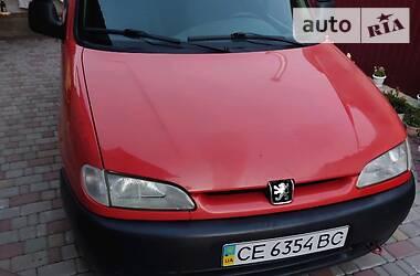 Peugeot Partner пасс. 2002 в Бучаче