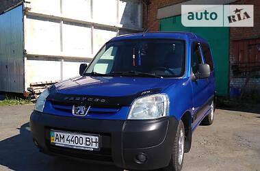 Peugeot Partner пасс. 2005 в Житомире