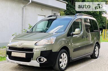 Peugeot Partner пасс. 2013 в Ровно