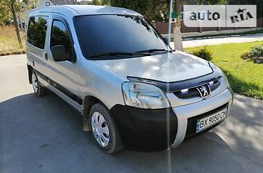 Peugeot Partner пасс. 2003 в Збараже