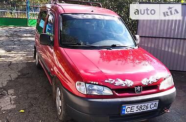 Peugeot Partner пасс. 2000 в Кельменцах