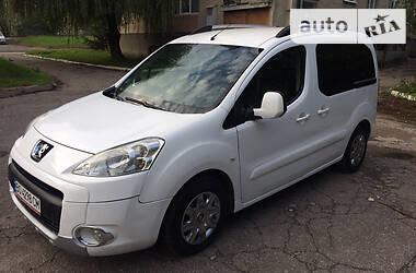 Peugeot Partner пасс. 2011 в Чорткове