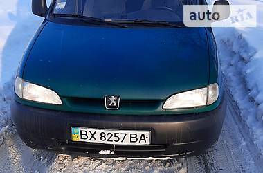 Peugeot Partner пасс. 2000 в Здолбунове