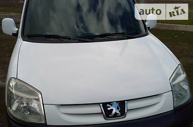 Peugeot Partner пасс. 2007 в Гадяче