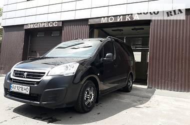 Минивэн Peugeot Partner пасс. 2017 в Харькове