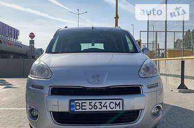 Минивэн Peugeot Partner пасс. 2015 в Первомайске
