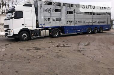Для перевозки животных - полуприцеп Pezzaioli SBA 2000 в Житомире