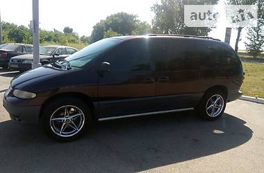 Plymouth Grand Voyager 1996 в Днепре
