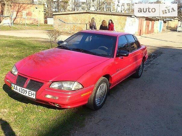 Pontiac Grand AM 1994 года