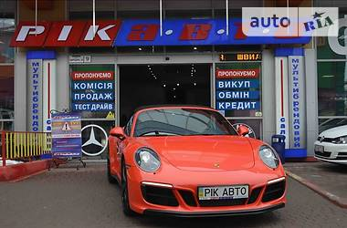 Porsche 911 2017 в Киеве