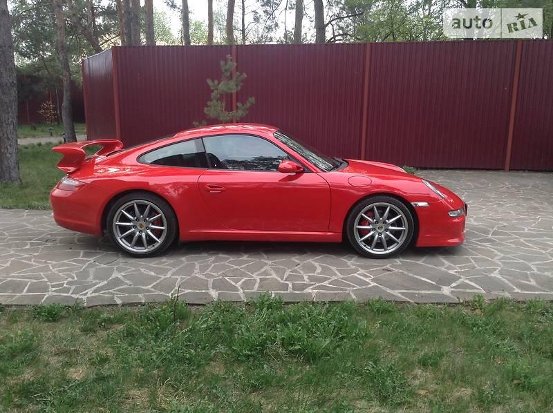 Porsche 911 2007 в Києві