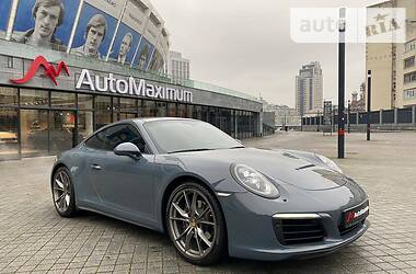 Купе Porsche 911 2017 в Киеве