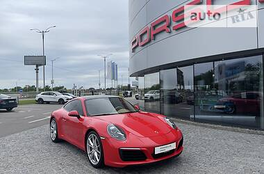 Купе Porsche 911 2015 в Киеве