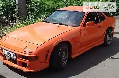 Хэтчбек Porsche 924 1983 в Киеве