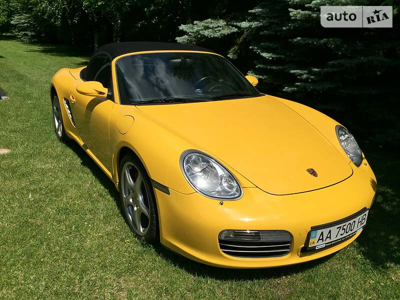 Porsche Boxster 2007 в Киеве