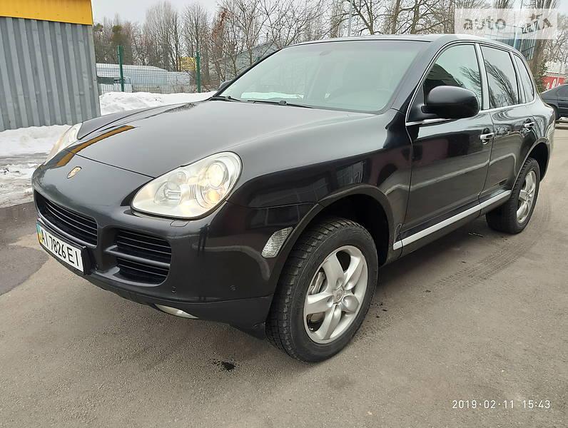 Porsche Cayenne 2003 года в Киеве