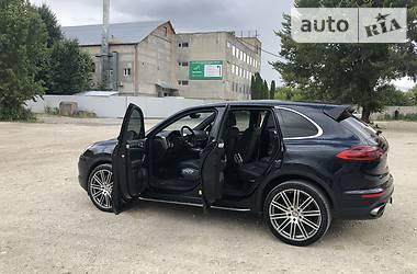 Porsche Cayenne 2016 в Тернополі