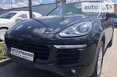 Porsche Cayenne 2016 в Киеве