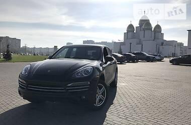 Porsche Cayenne 2014 в Львове