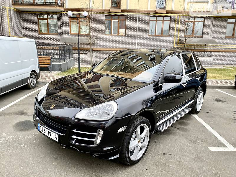 Porsche Cayenne 2008 в Киеве