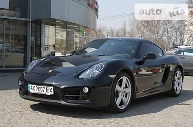 Porsche Cayman 2014 в Харькове