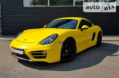 Porsche Cayman 2013 в Днепре