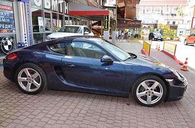 Porsche Cayman 2015 в Львове