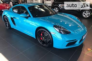 Porsche Cayman 2017 в Киеве