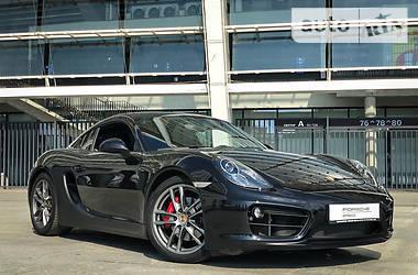 Porsche Cayman 2014 в Киеве