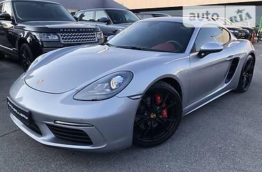 Porsche Cayman 2016 в Киеве
