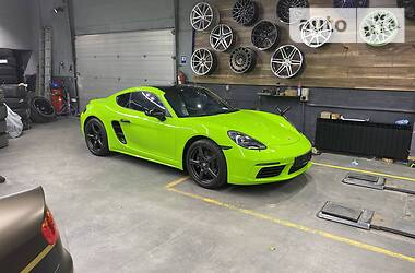 Porsche Cayman 2018 в Полтаві