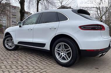 Позашляховик / Кросовер Porsche Macan 2015 в Львові