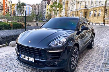 Внедорожник / Кроссовер Porsche Macan 2015 в Киеве