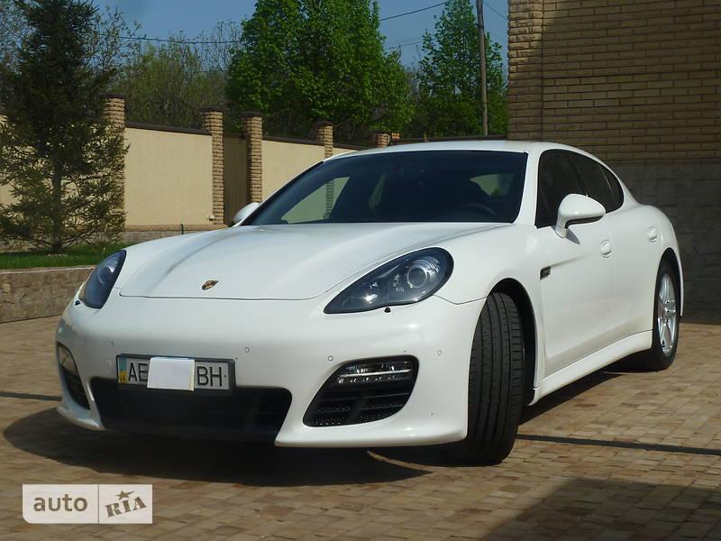 Porsche Panamera 2012 в Киеве