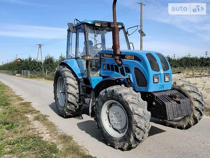 Трактор Pronar 1221 2004 в Червонограді