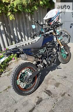 Мотоцикл Супермото (Motard) Qingqi Dragon 200 2012 в Житомирі