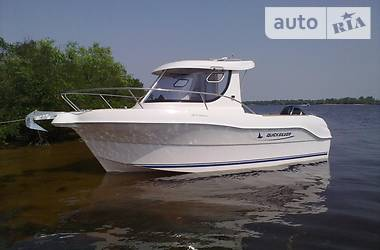 Quicksilver Pilothouse 2010 в Киеве