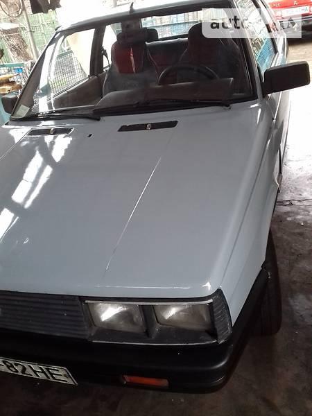 Renault 11 1985 года
