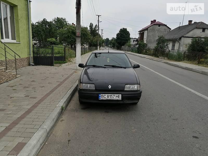 Renault 19 Chamade 1989 в Львове