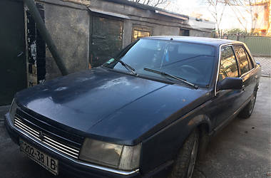 Renault 25 1986 в Львове