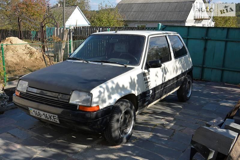 Renault 5 1986 в Житомире