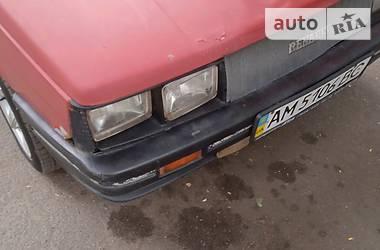 Седан Renault 9 1987 в Києві
