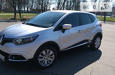Renault Captur 2014 в Тальном