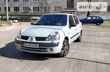 Renault Clio Symbol 2002 в Киеве