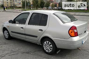 Renault Clio Symbol 2002 в Ивано-Франковске